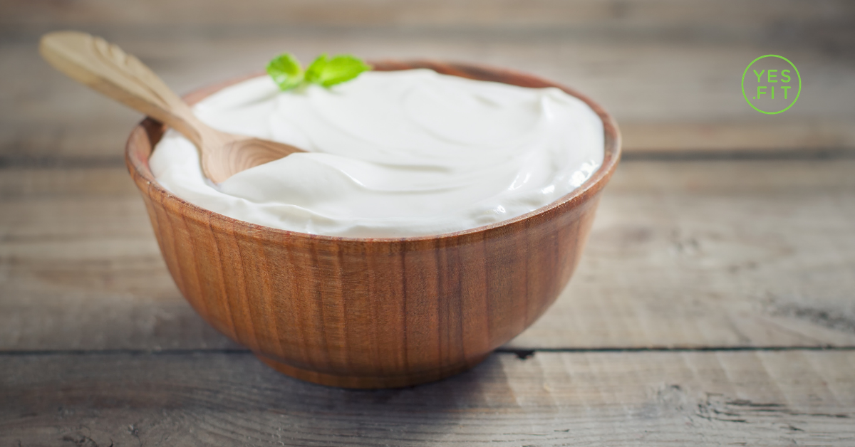 yogurt is great for gut health