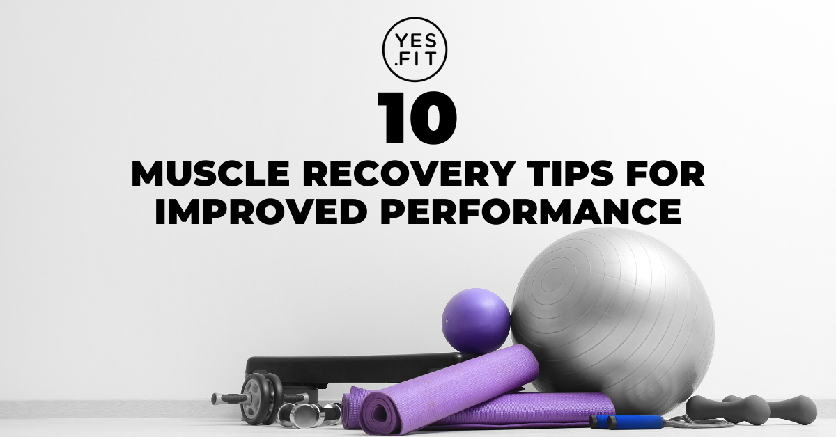 FB - 10 Muscle recovery tips for improved performance