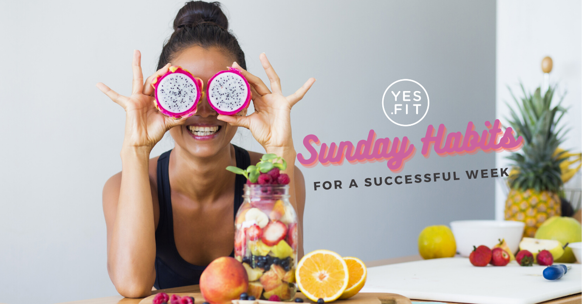 FB - Blog - Sunday Habits for a Successful Week