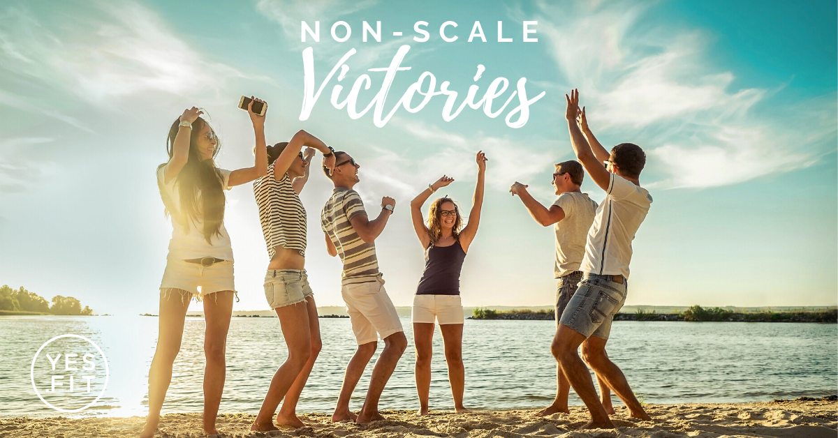 Non-Scale Victories -email