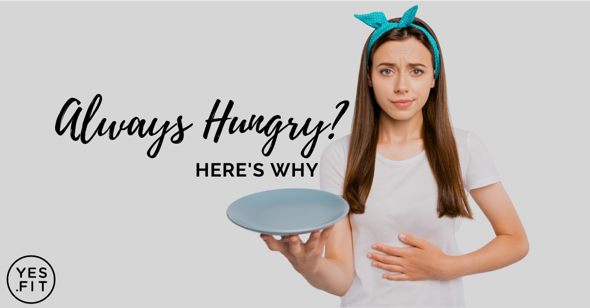 Why Am I Always Hungry? Here Are 6 Reasons | HuffPost UK
